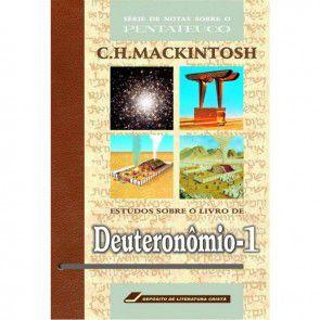 Livro Estudos Sobre O Livro De Deuteronômio I