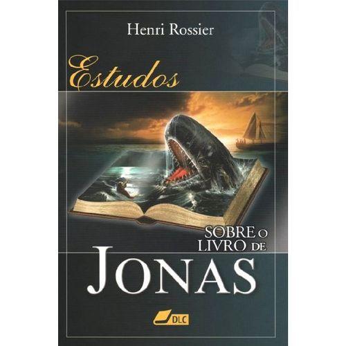 Livro Estudos Sobre o Livro de Jonas