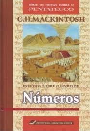 Livro Estudos Sobre O Livro De Números