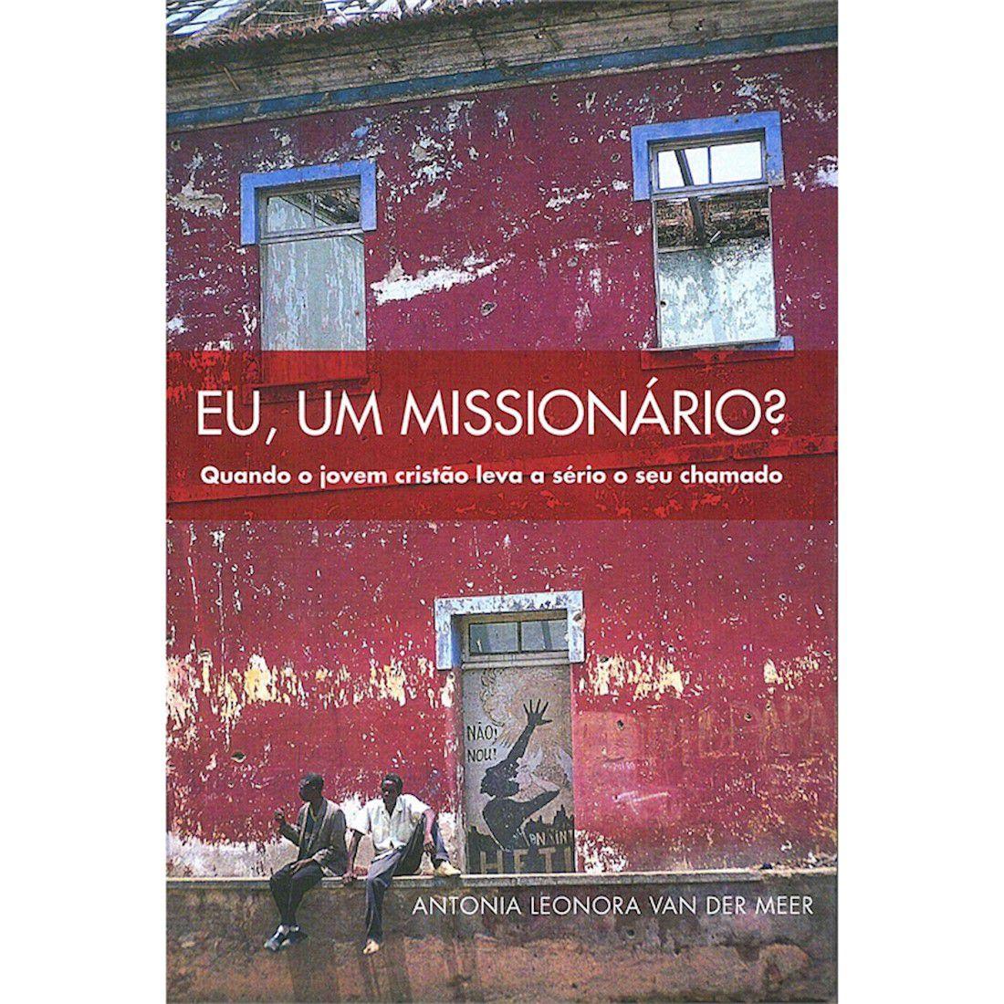 Livro Eu, Um Missionário?