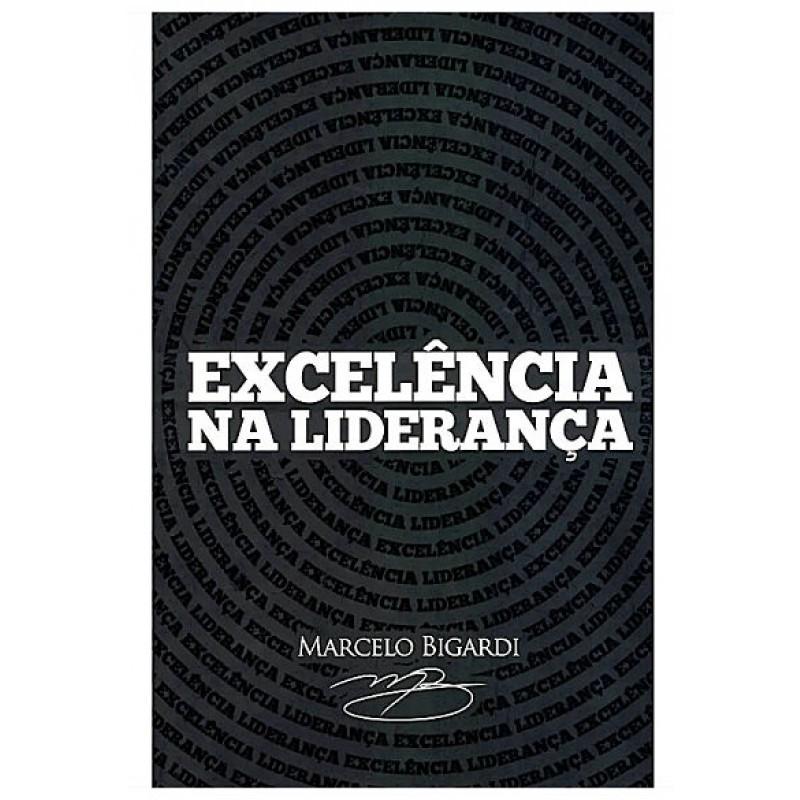 Livro Excelência na Liderança