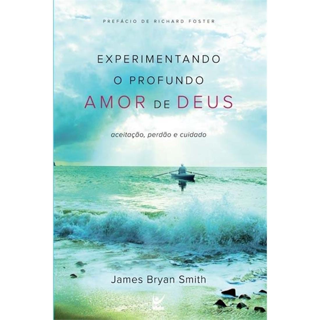 Livro Experimentando o Profundo Amor de Deus