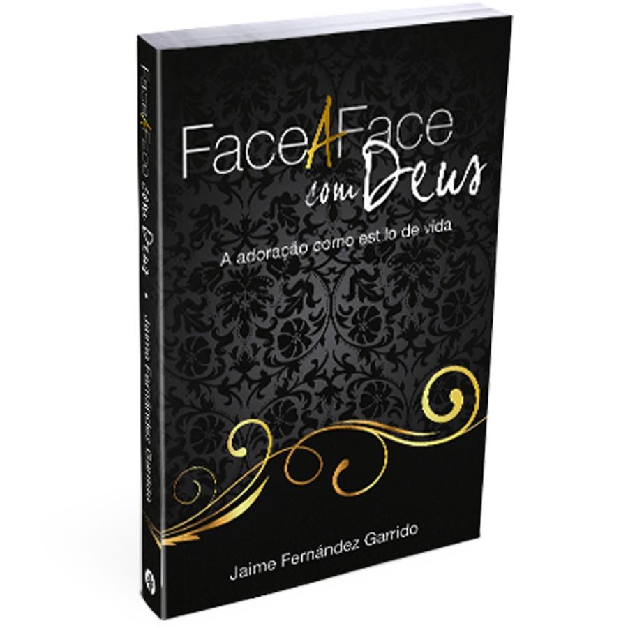 Livro Face a face Com Deus