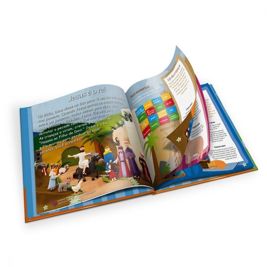 Livro Faíscas - Volume Único - Tempo com Jesus