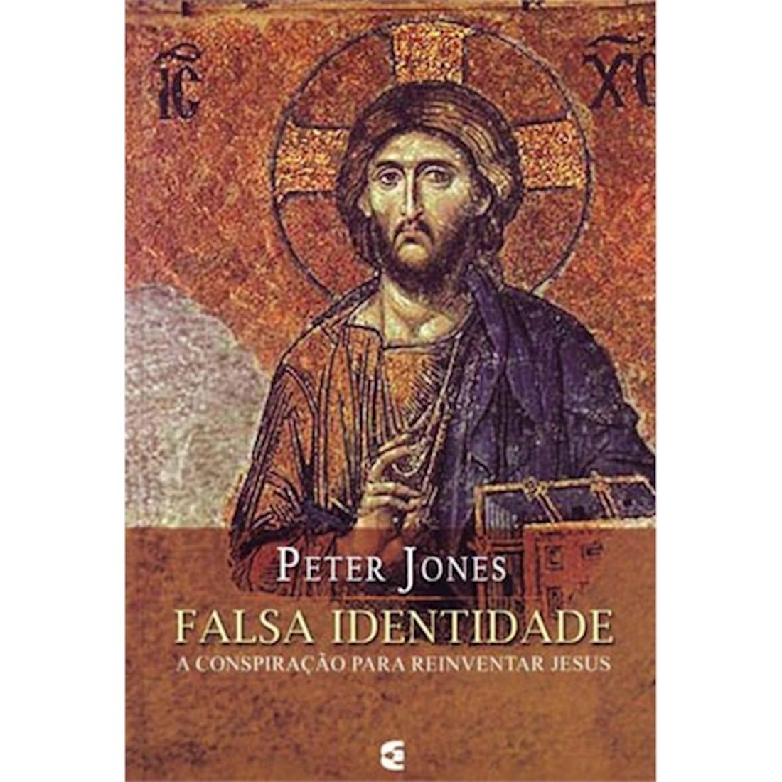 Livro Falsa Identidade