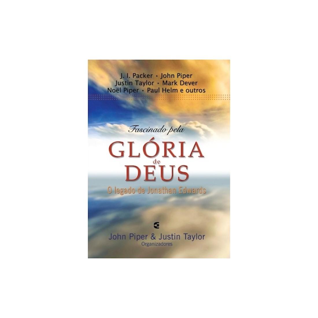Livro Fascinado pela Glória de Deus