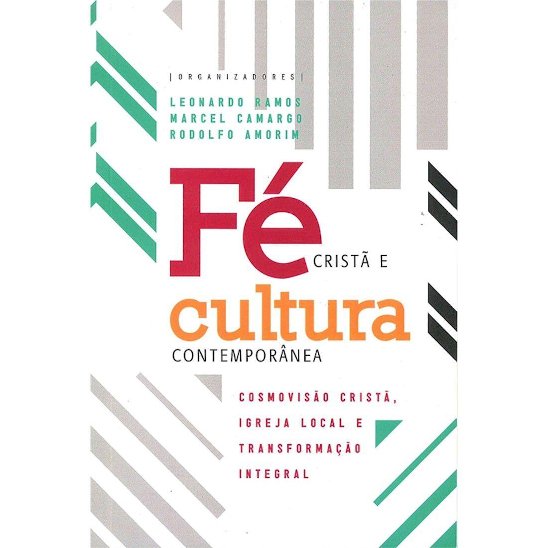 Livro Fé Cristã e Cultura Contemporânea