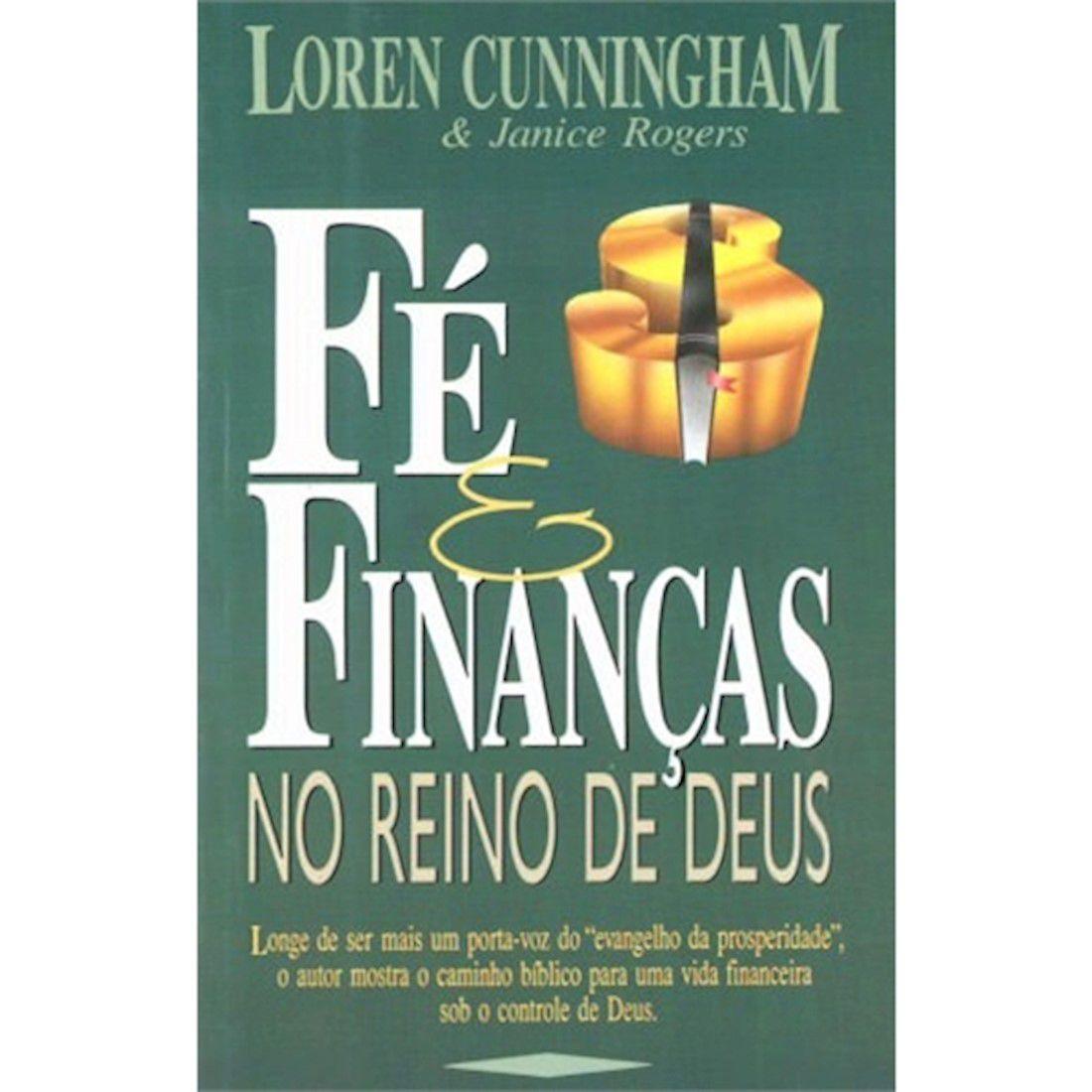 Livro Fé e Finanças no Reino de Deus