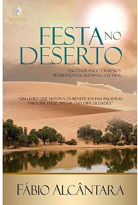Livro Festa No Deserto