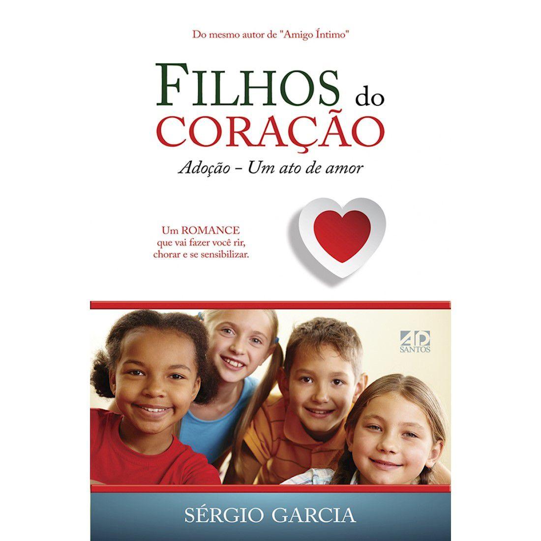 Livro Filhos do Coração