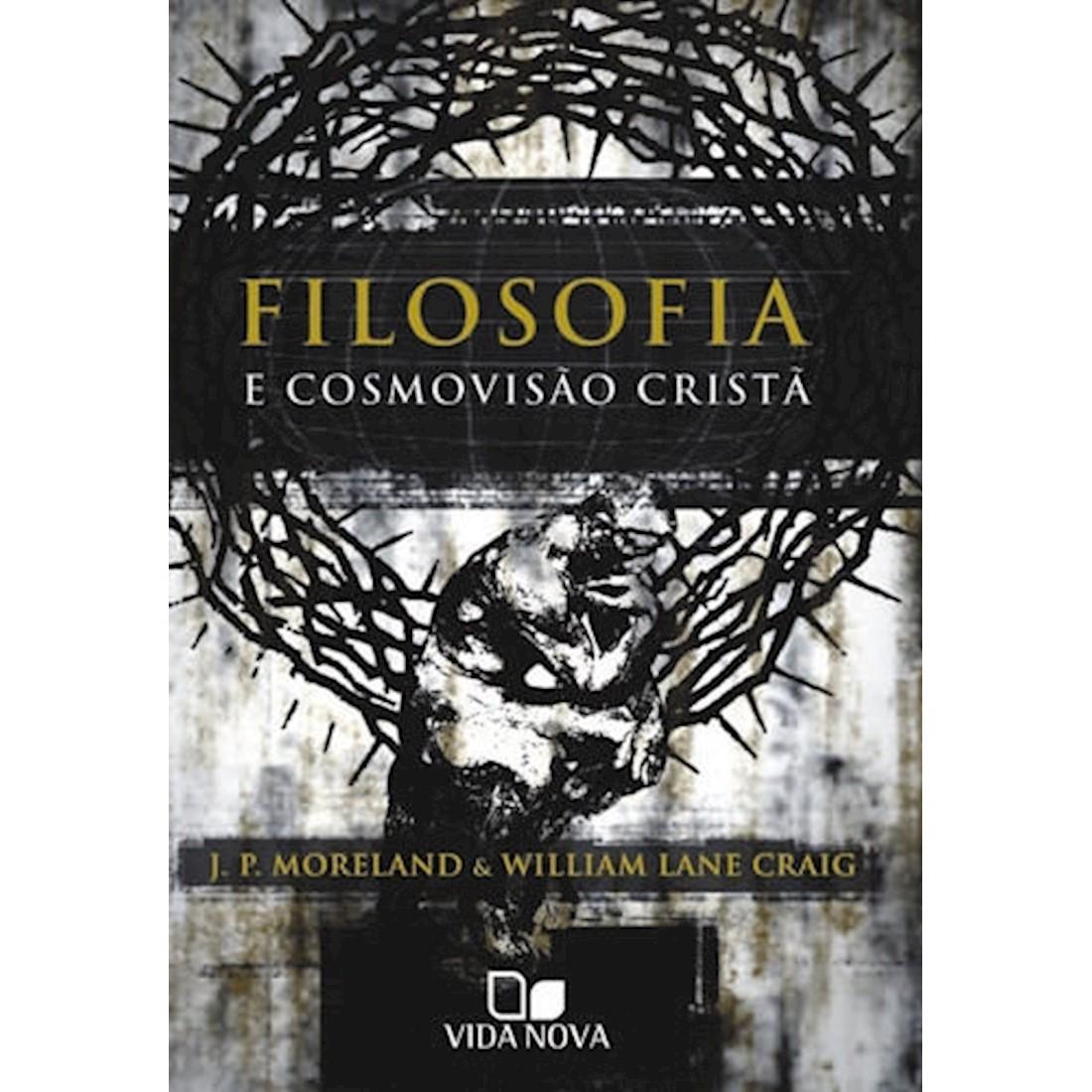 Livro Filosofia e Cosmovisão Cristã