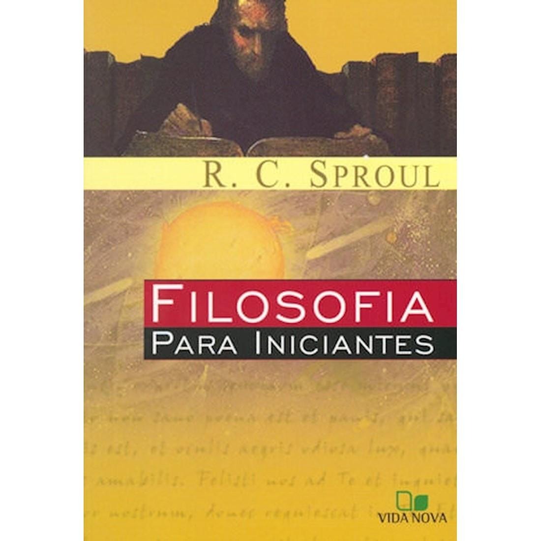 Livro Filosofia para Iniciantes