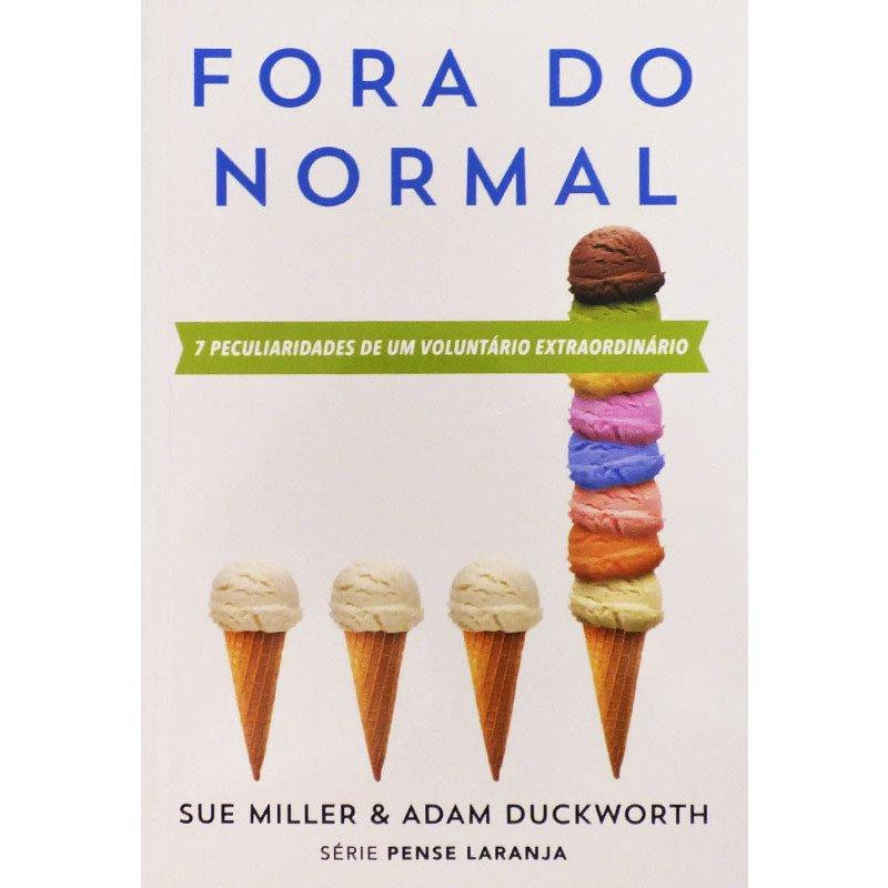 Livro Fora do Normal