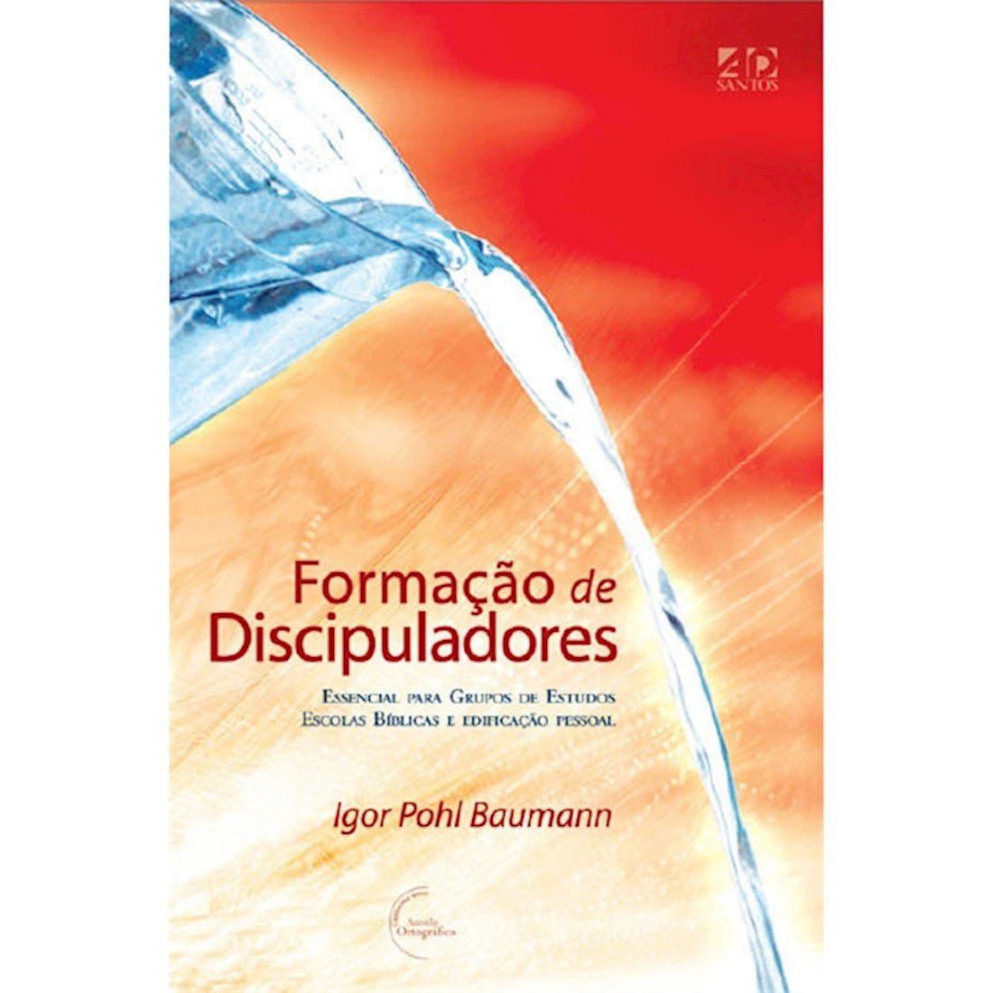 Livro Formação de Discipuladores