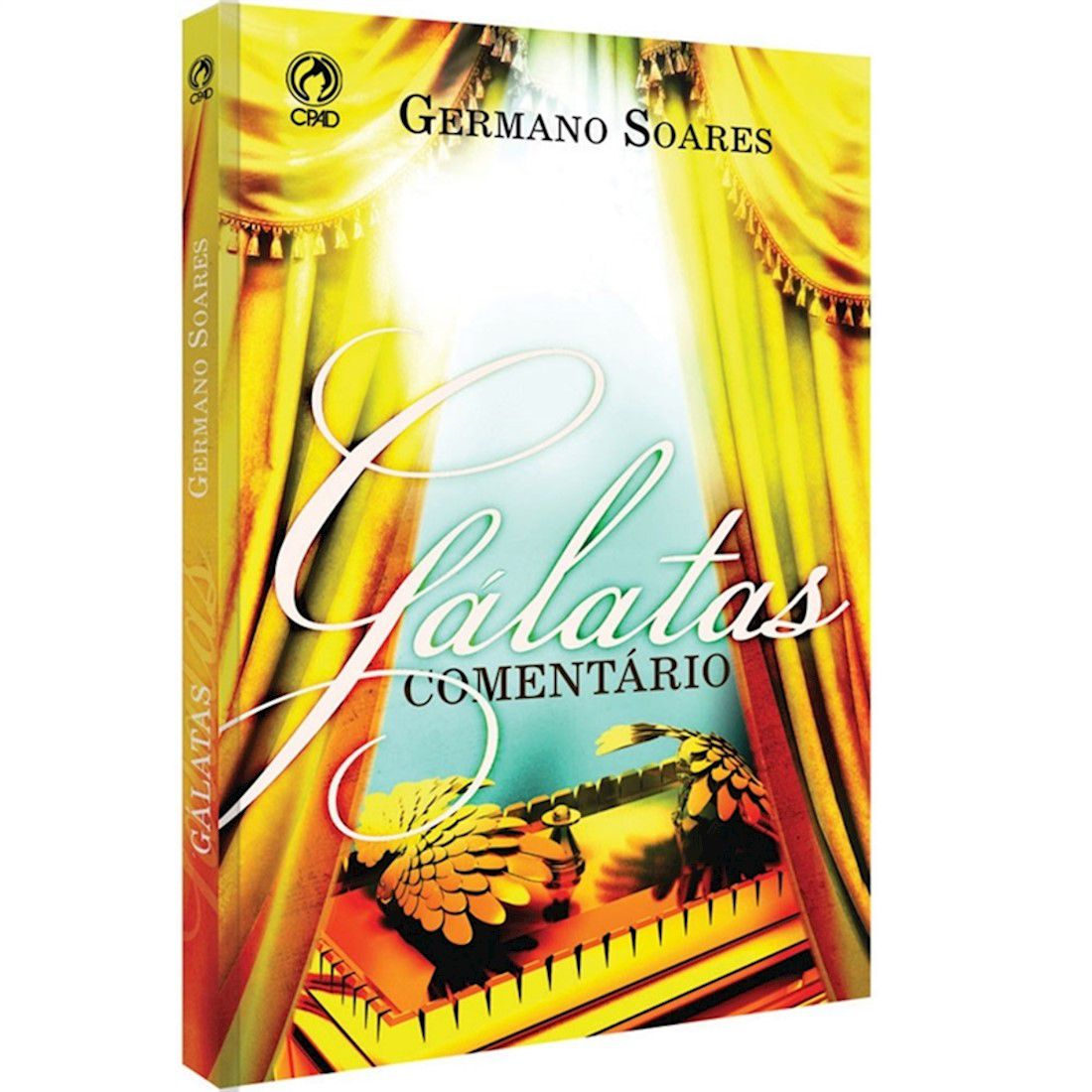 Livro Gálatas - Comentário