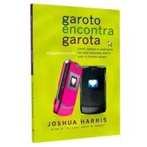 Livro Garoto Encontra Garota