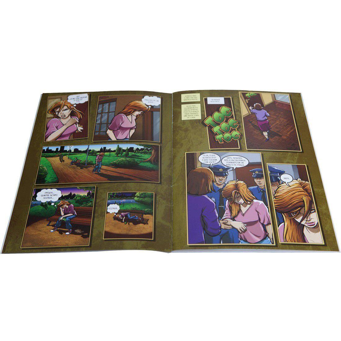 Livro Gole Amargo