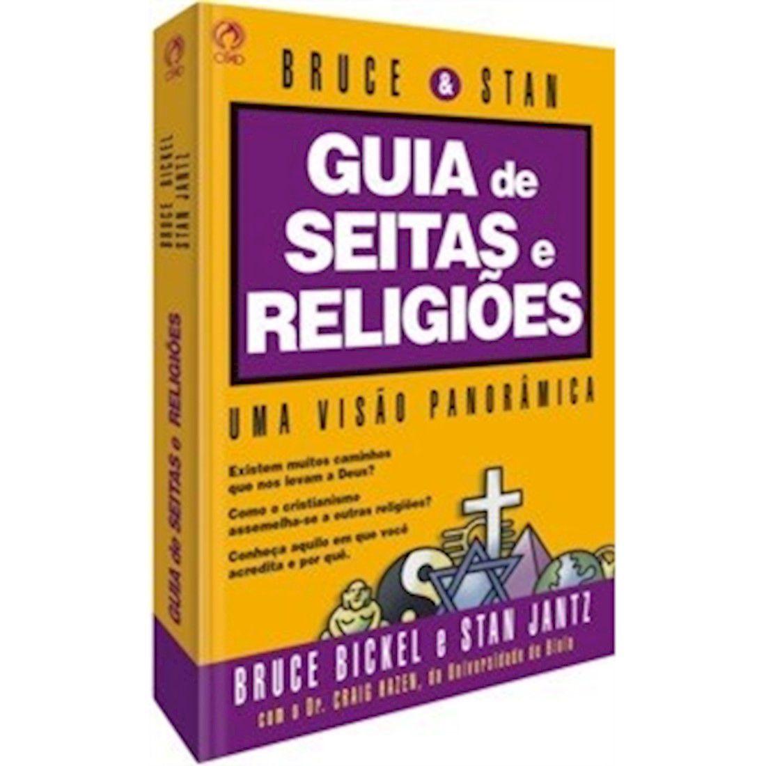 Livro Guia de Seitas e Religiões