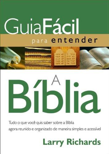 Livro Guia Fácil Para Entender a Bíblia