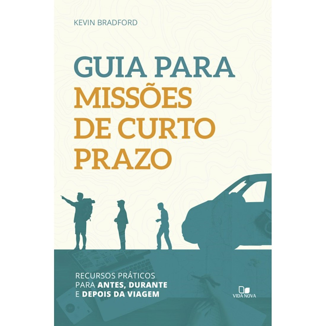Livro Guia para Missões de Curto Prazo