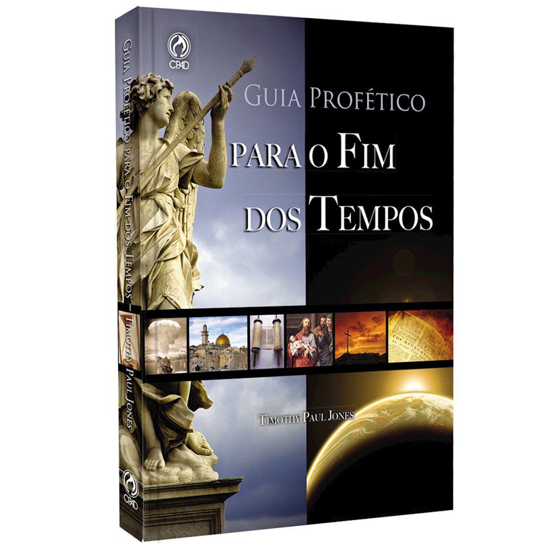 Livro Guia Profético Para o Fim dos Tempos