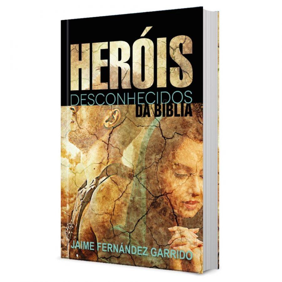 Livro Heróis Desconhecidos Da Bíblia