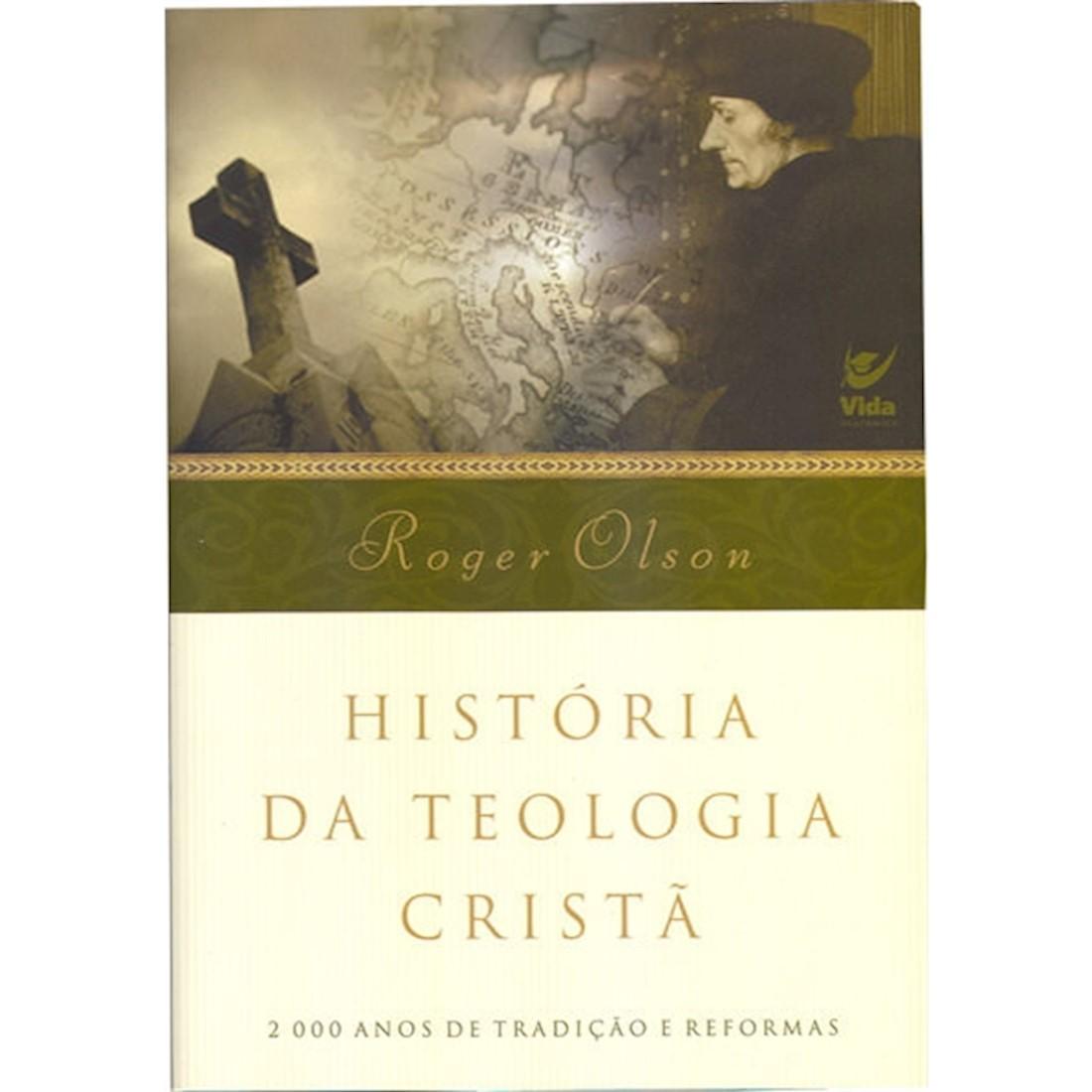 Livro História da Teologia Cristã
