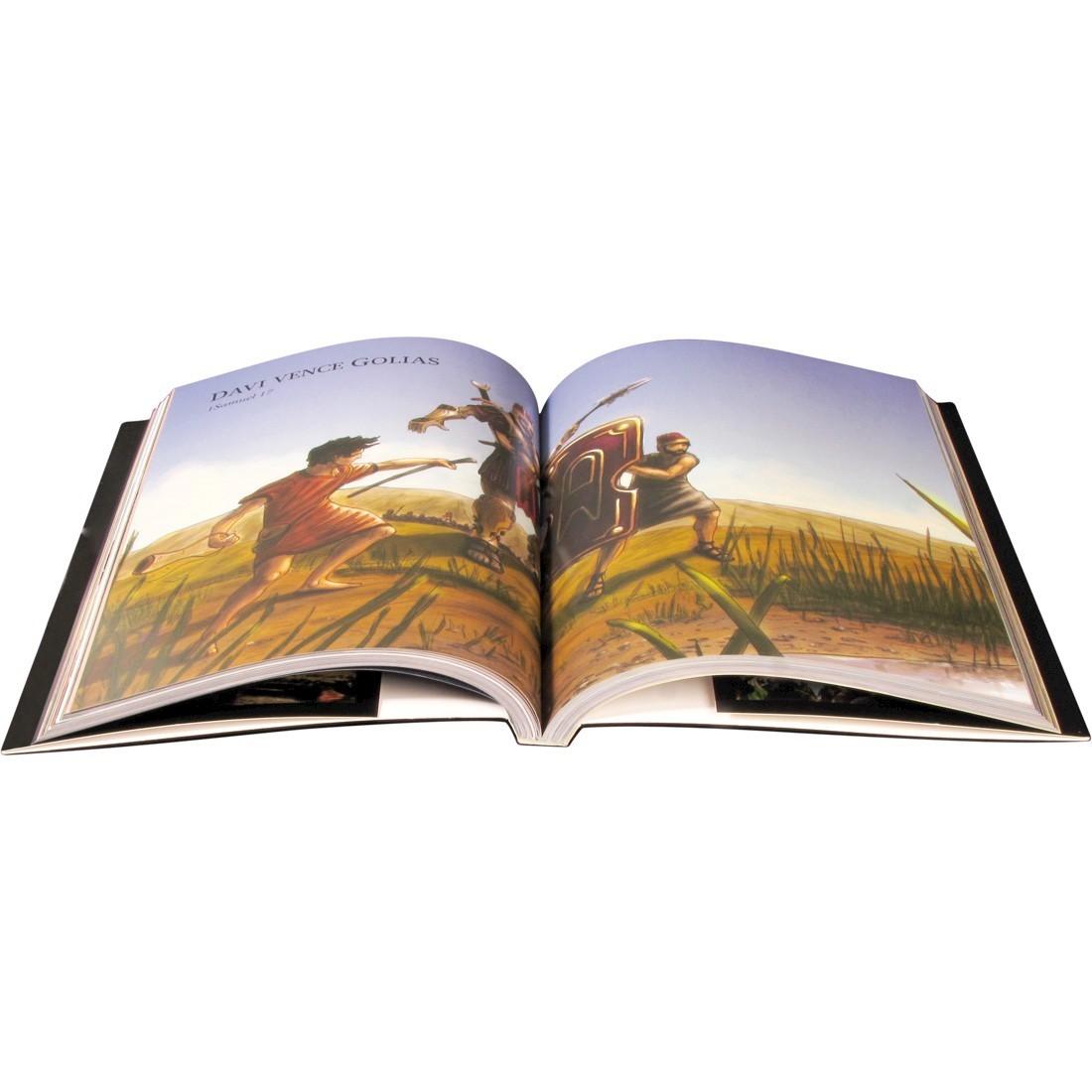 Livro Histórias Clássicas da Bíblia