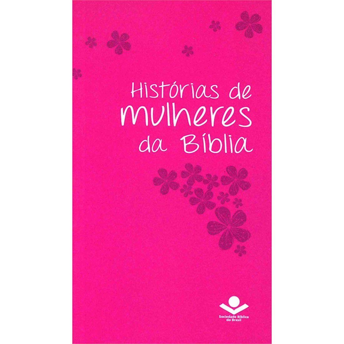Livro Histórias de Mulheres da Bíblia
