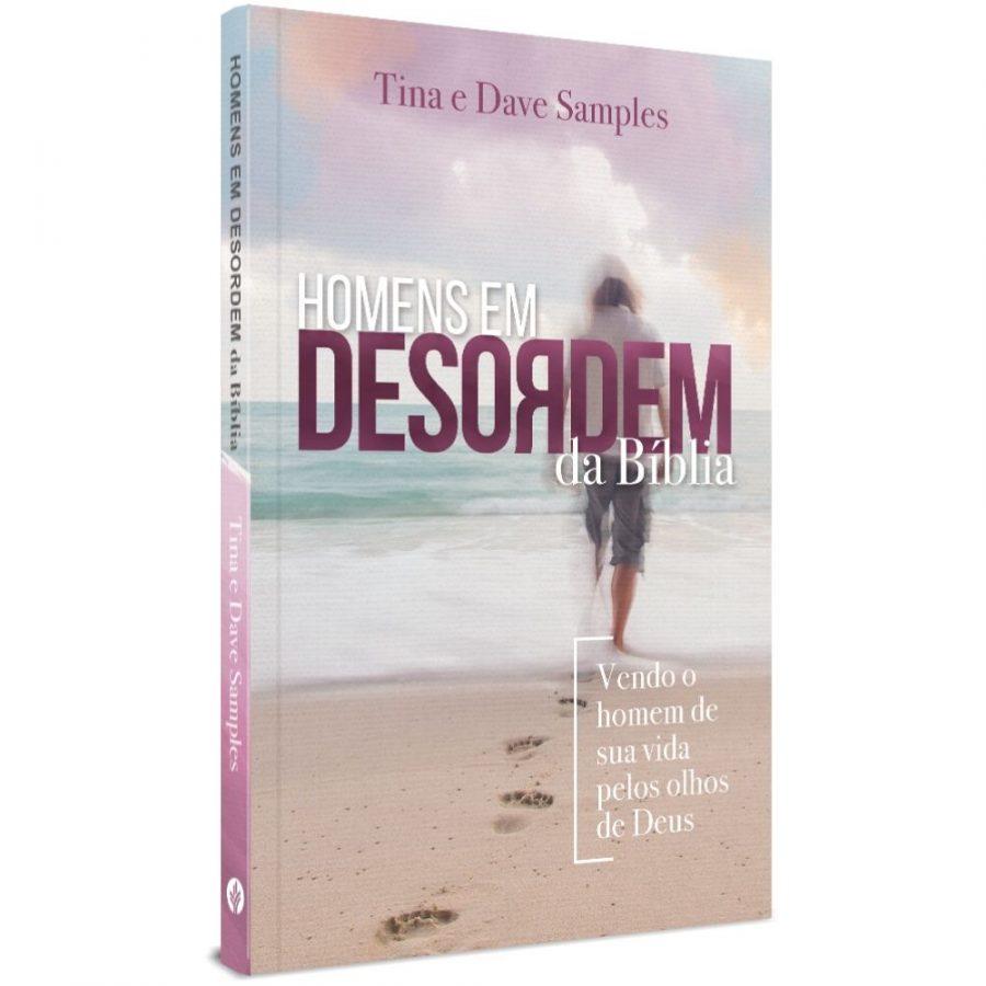 Livro Homens em Desordem Da Bíblia