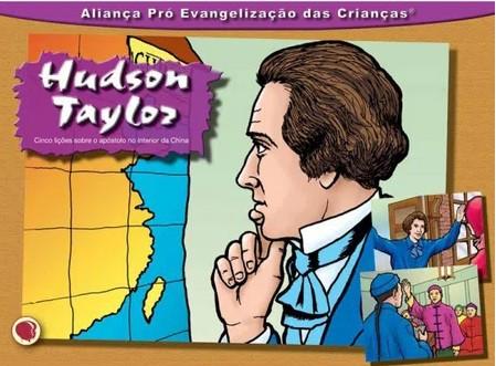 Livro Hudson Taylor