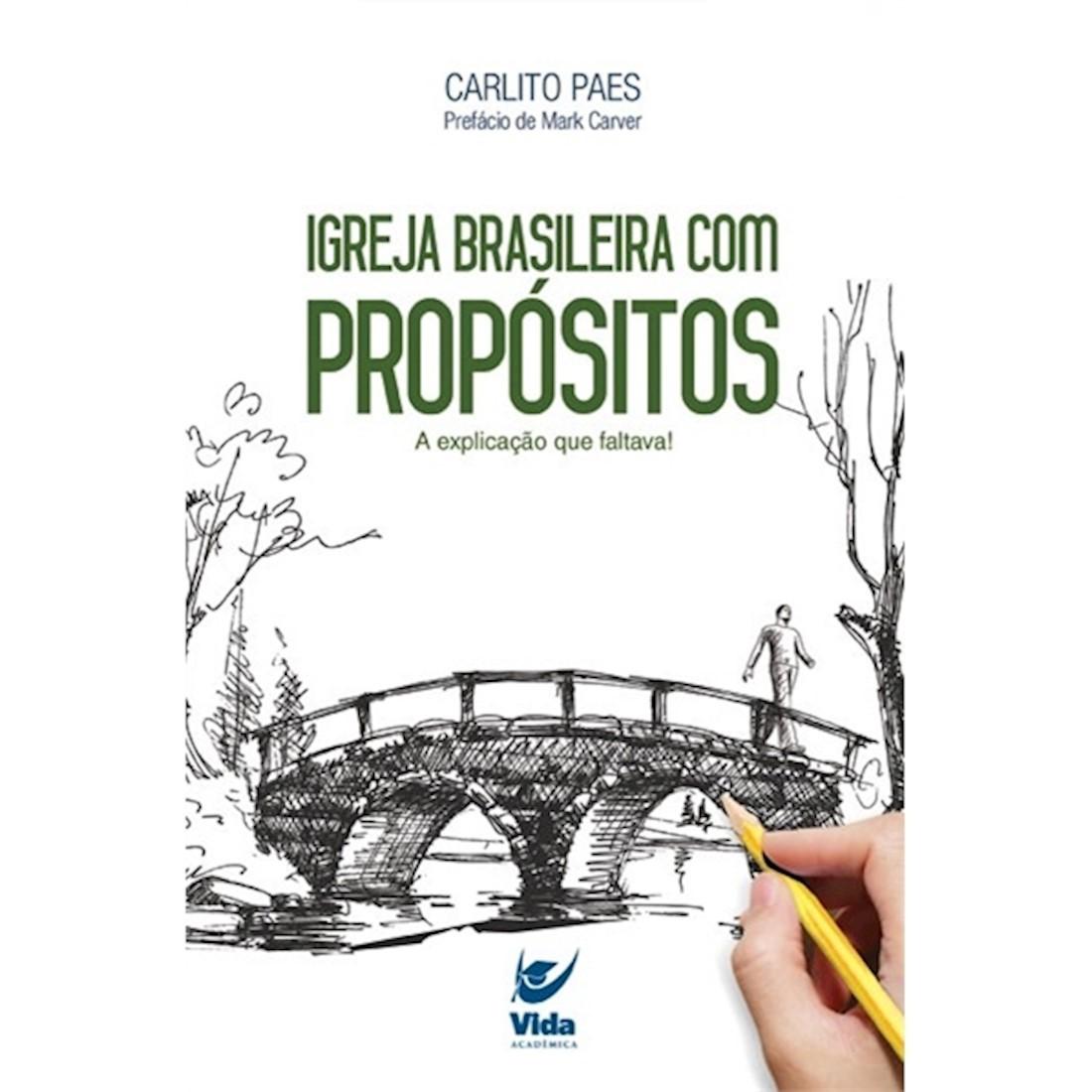 Livro Igreja Brasileira com Propósitos
