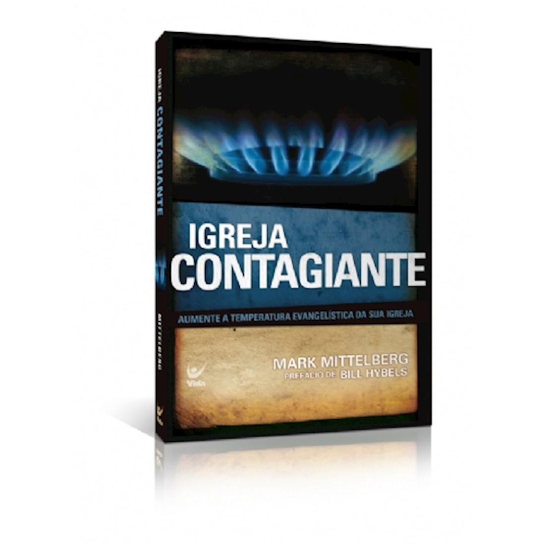 Livro Igreja Contagiante