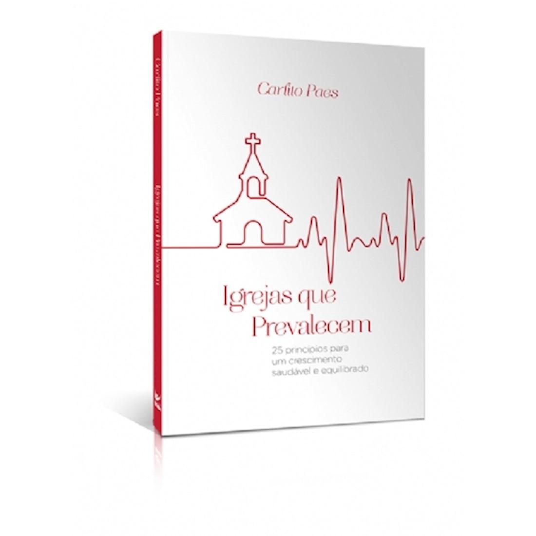 Livro Igrejas que Prevalecem