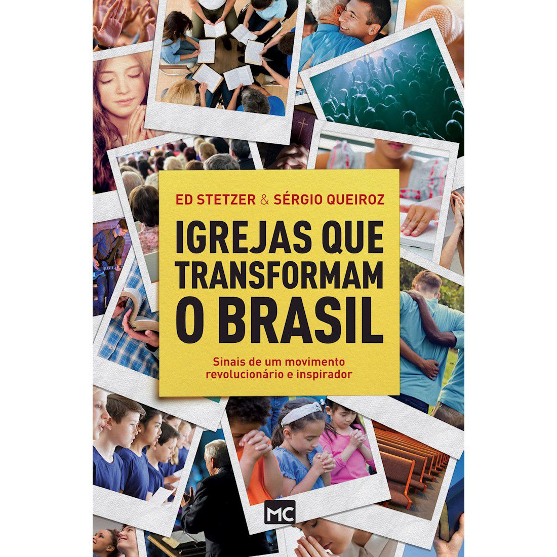 Livro Igrejas que Transformam o Brasil