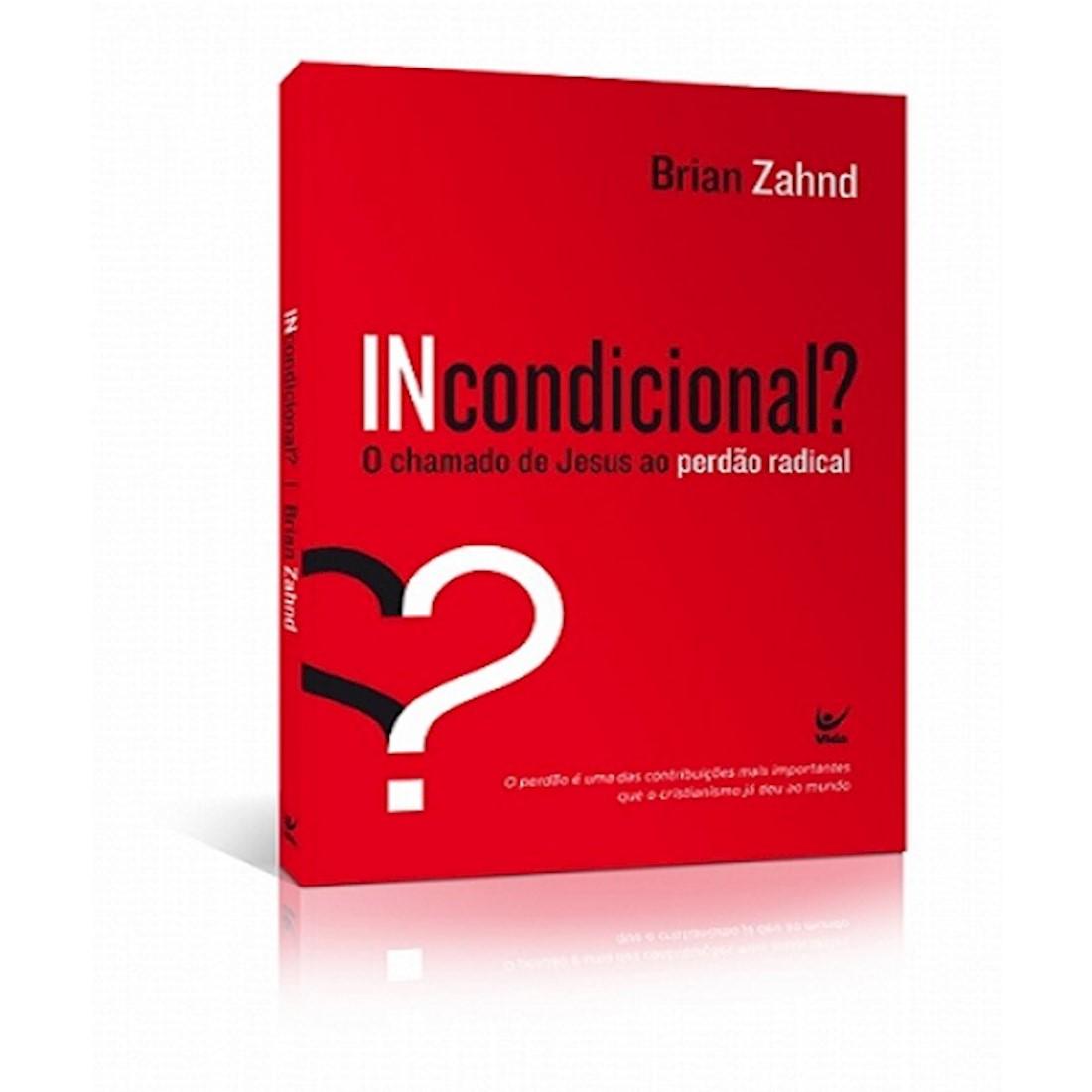 Livro INcondicional?