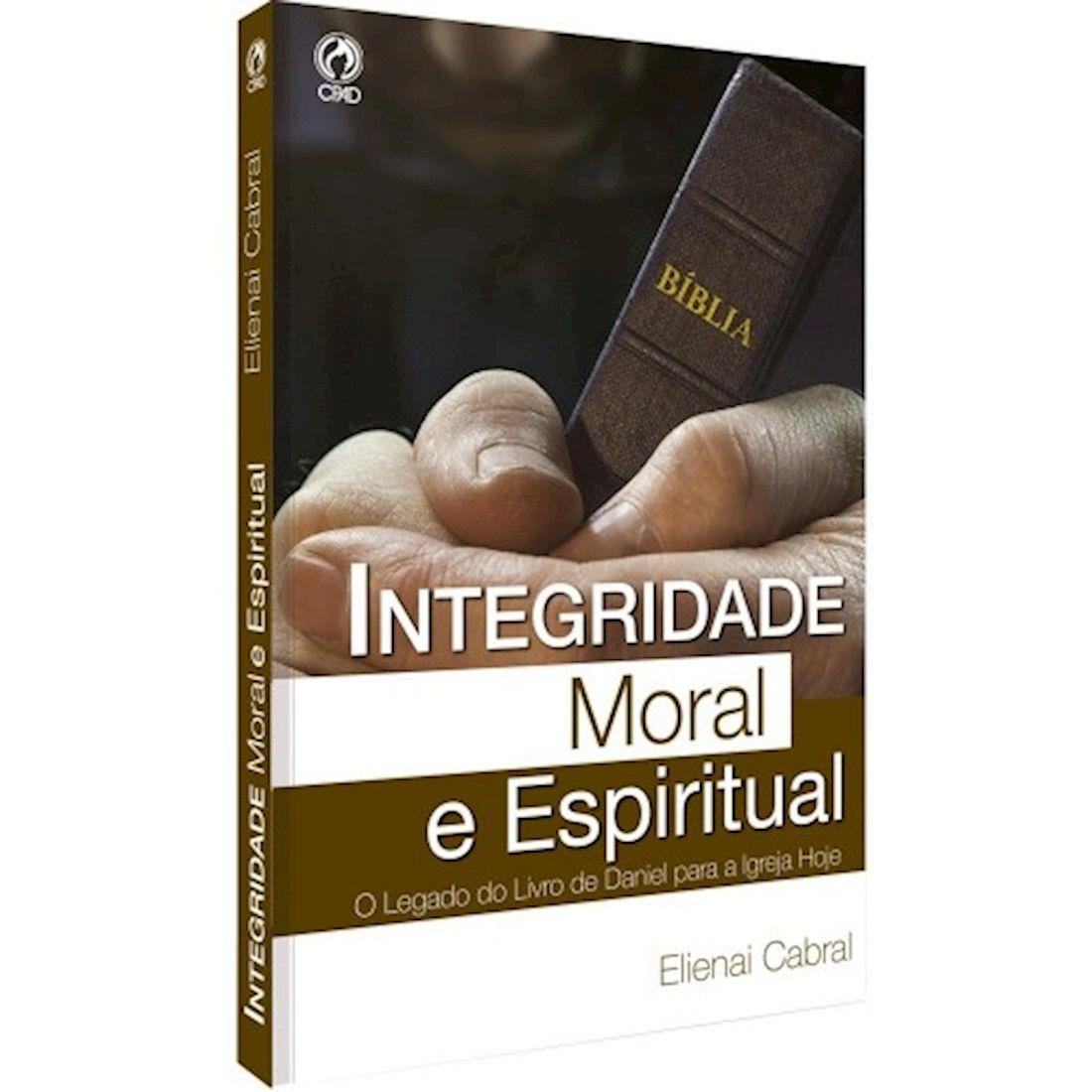 Livro Integridade Moral e Espiritual