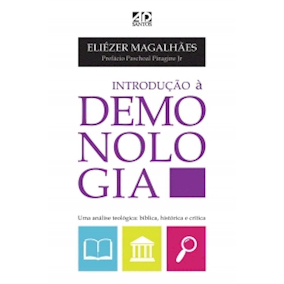 Livro Introdução a Demonologia
