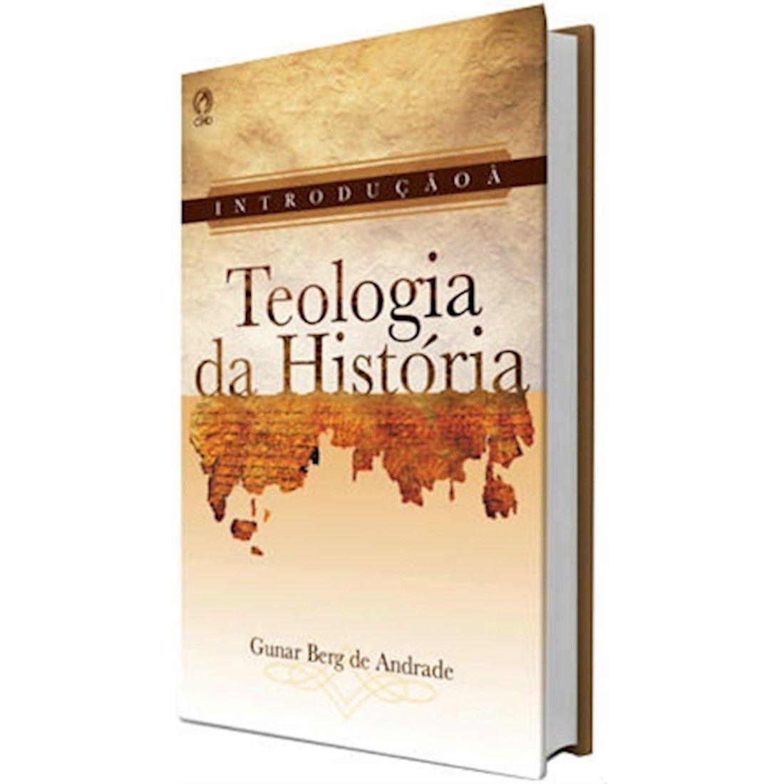 Livro Introdução à Teologia da História