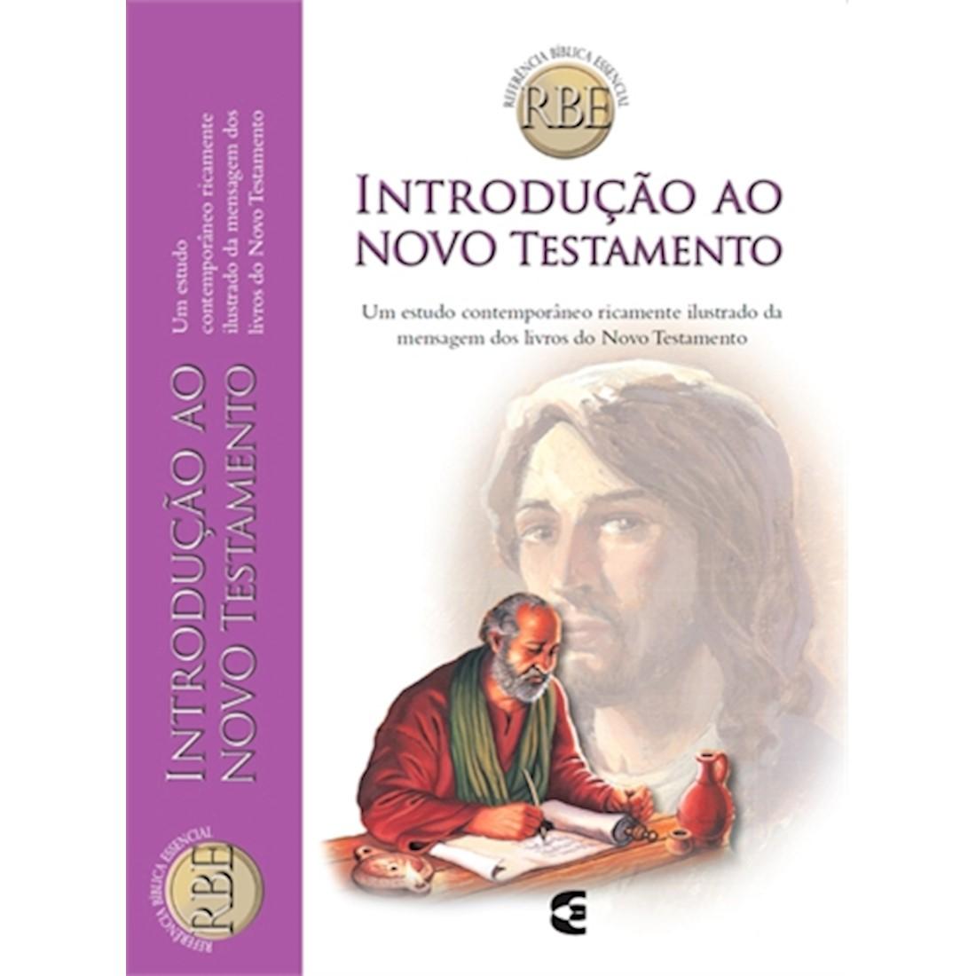 Livro Introdução ao Novo Testamento