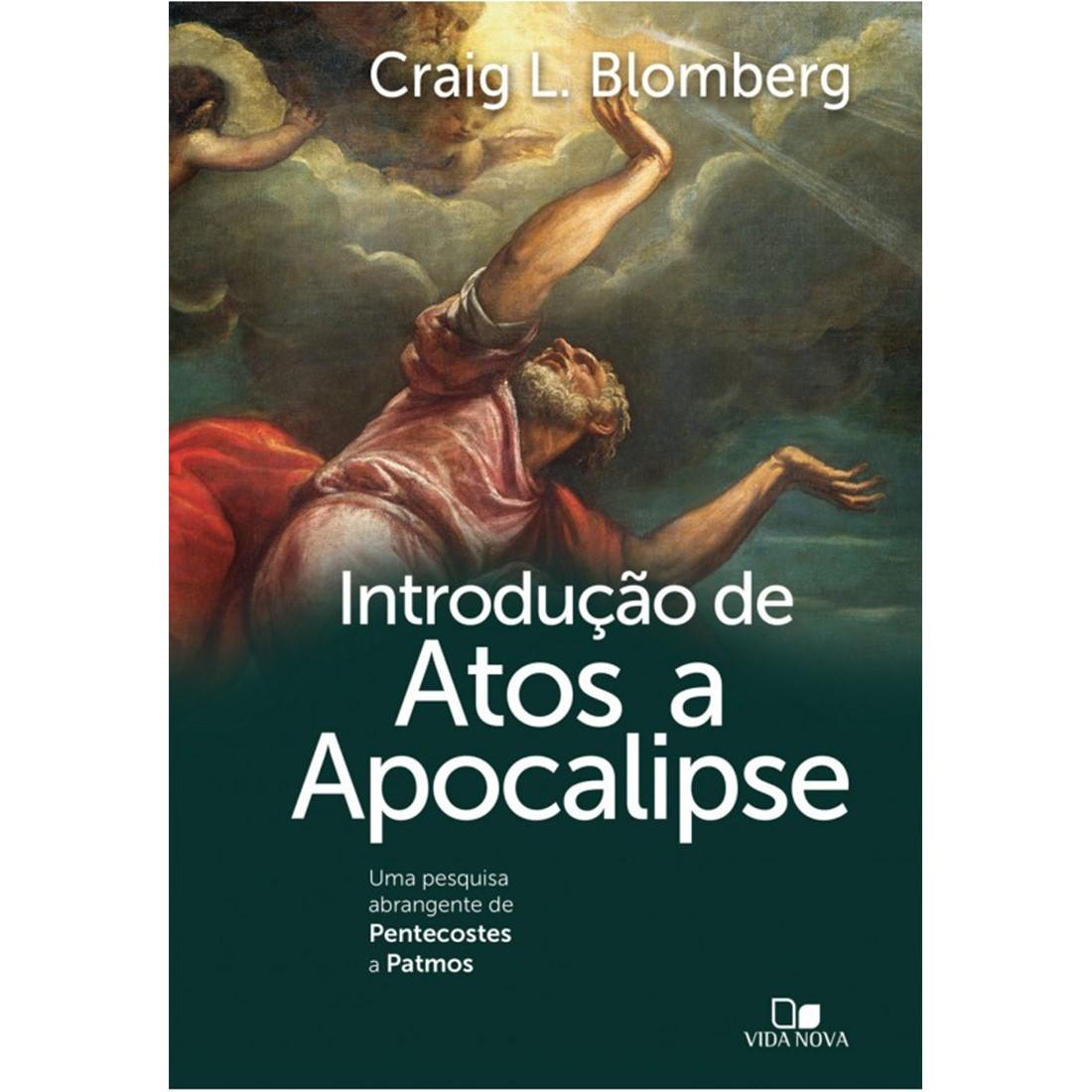 Livro Introdução de Atos a Apocalipse