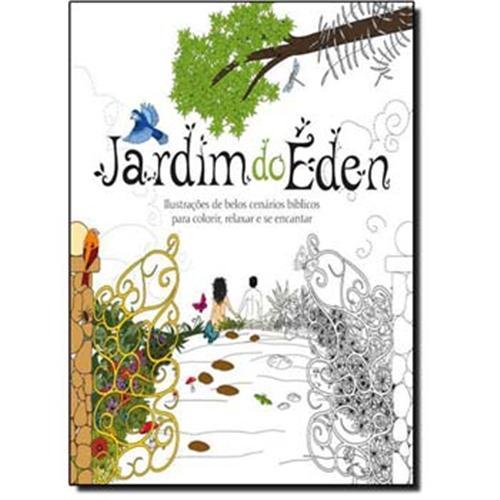 Livro Jardim do Éden