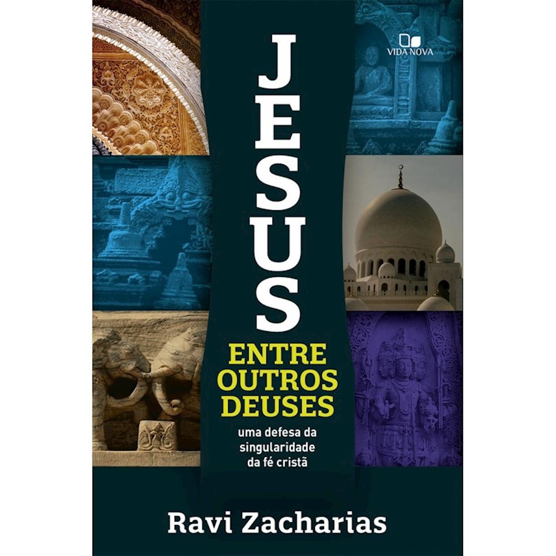Livro Jesus Entre Outros deuses