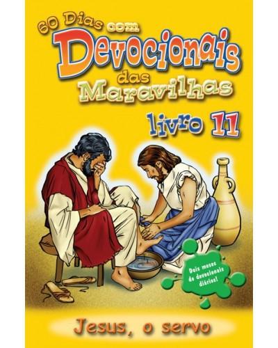 Livro Jesus, O Servo - Dev. 11