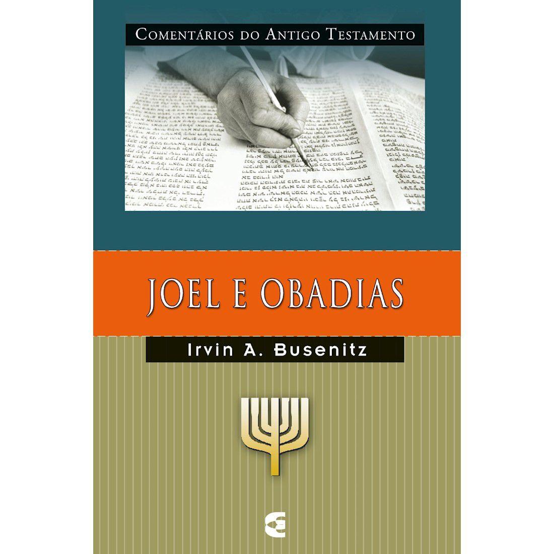 Livro Joel e Obadias