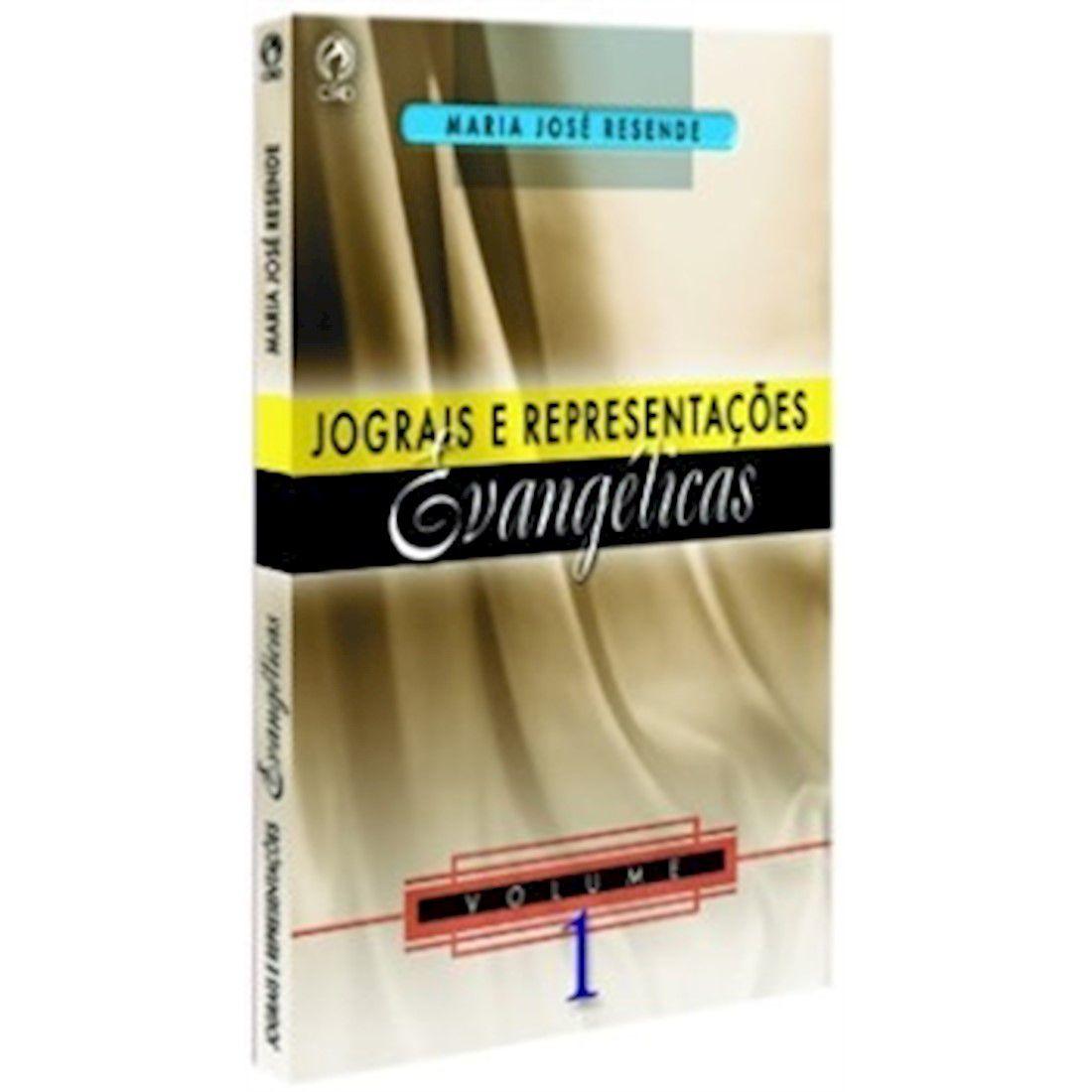 Livro Jograis e Representações Evangélicas Vol I