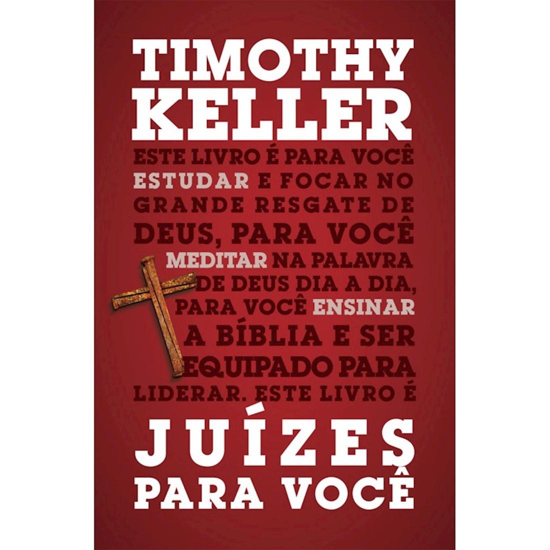 Livro Juízes Para Você | Série A Palavra de Deus Para Você