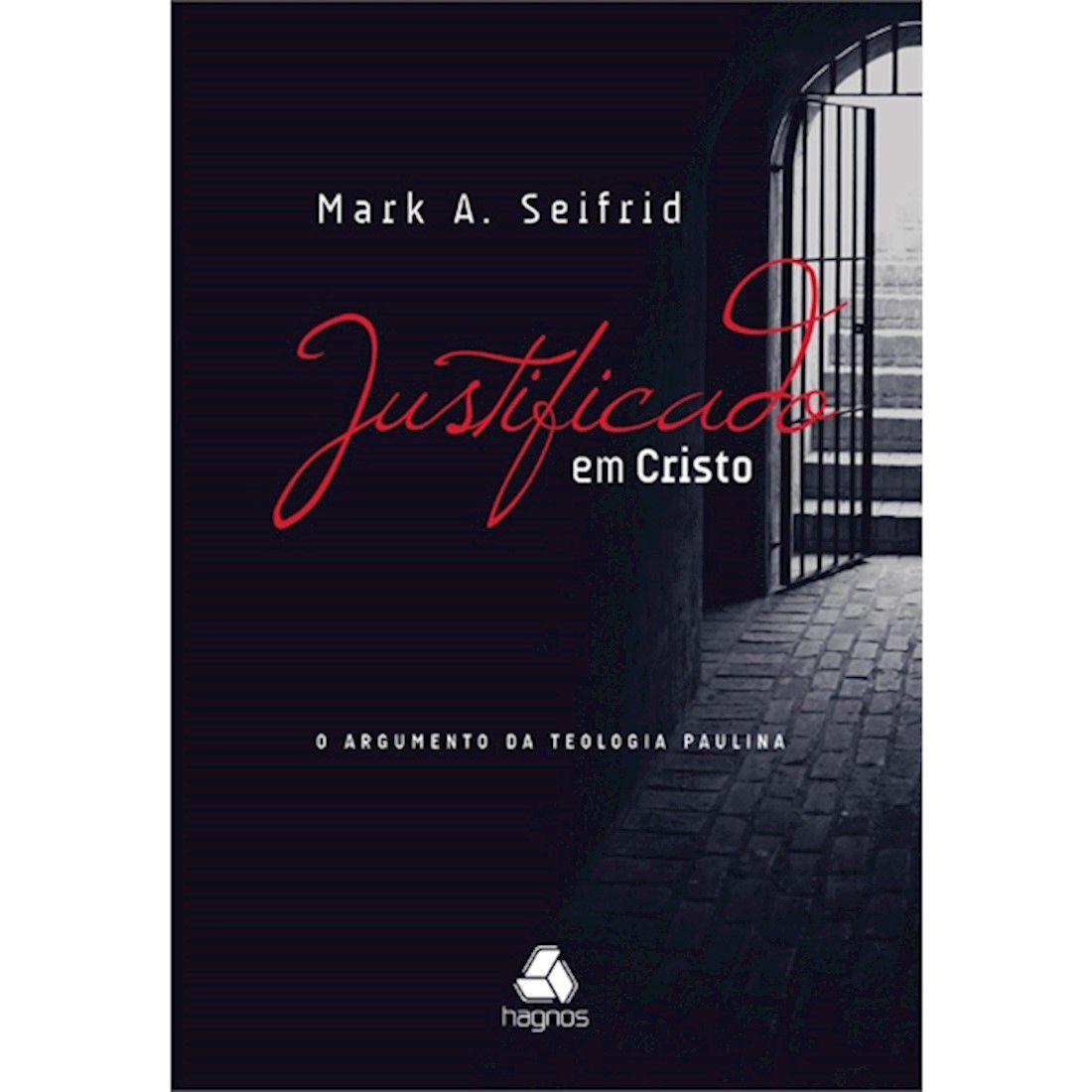 Livro Justificado em Cristo