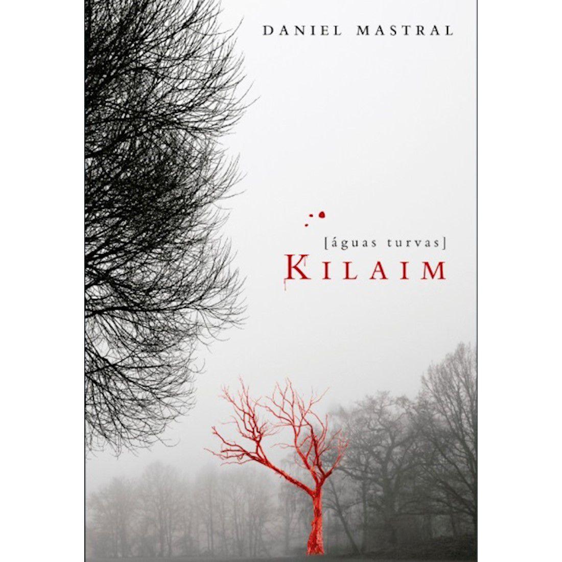 Livro Kilaim - Águas Turvas - Produto Reembalado