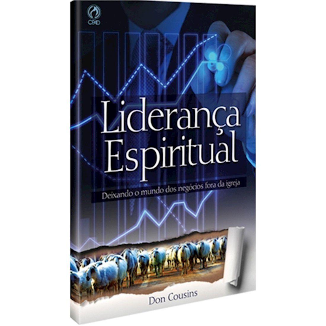 Livro Liderança Espiritual